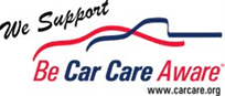 Be Car Care Aware Logo